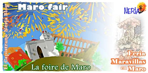 Disfruta de las Ferias de las Maravillas en Maro, Nerja, Málaga, Costa del Sol
