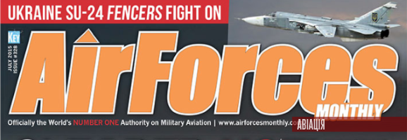 AirForces Monthly July 2015