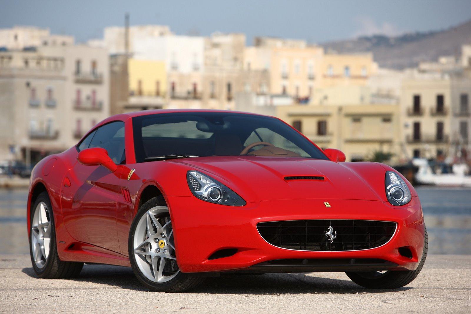 Ferrari California T >> Mr. Ferrari Car