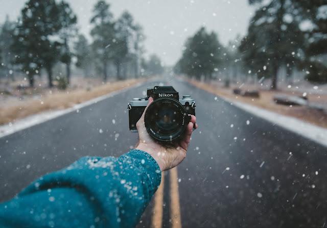 kar fotografları