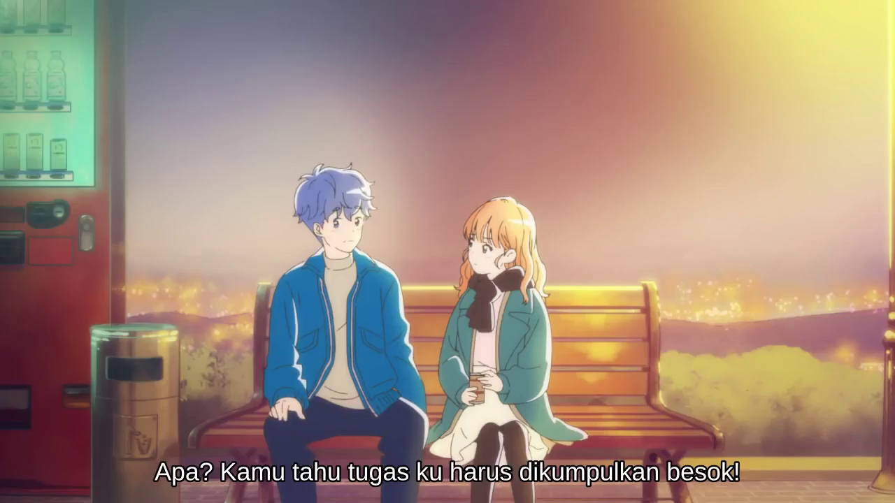 A Day Before Us Episode 9 Subtitle Indonesia Mahir Musik