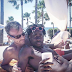 Bisi Alimi and husband-to-be Anthony vacation in Malaga