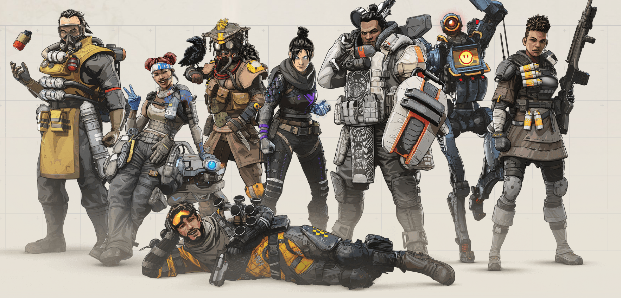 تعرف على لعبة Apex Legends المنافس للعبة ببجي و فورتنايت. لعبة Apex Legends، بديل لعبة ببجي، بديل لعبة فورتنايت، العاب تشبه ببجي، العاب تشبه فورتنايت
