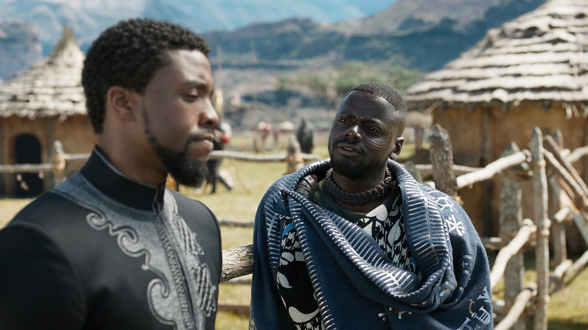 Daniel Kaluuya de Pantera Negra, quer voltar para a sequência