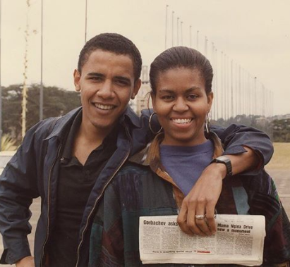 Read Barack Obama's Short and Beautiful Birthday Message to His Wife Michelle