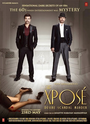 The Xpose (2014) Movie Poster