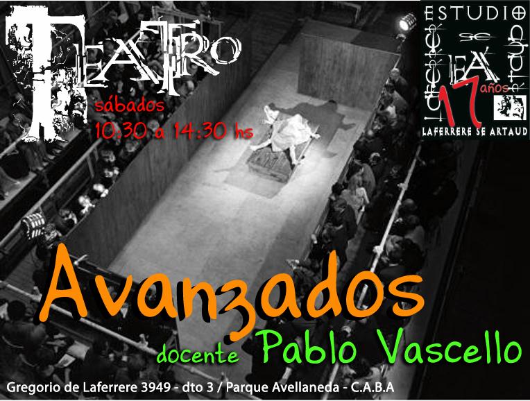 Estudio de teatro Laferrere se Artaud: Taller anual de Actuación ...
