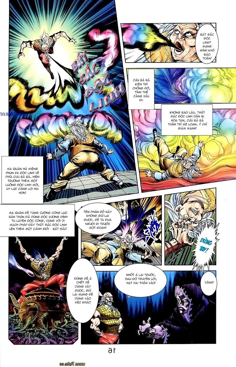 Cơ Phát Khai Chu Bản chapter 112 trang 24