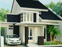 Bentuk Rumah Sederhana Ukuran 6x9 Yang Elegan dan Indah
