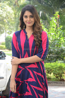Actress Surabhi in Maroon Dress Stunning Beauty ~  Exclusive Galleries 021.jpg