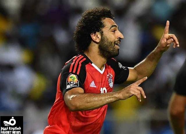 ترتيب مجموعة مصر في تصفيات افريقيا لكاس العالم 2018