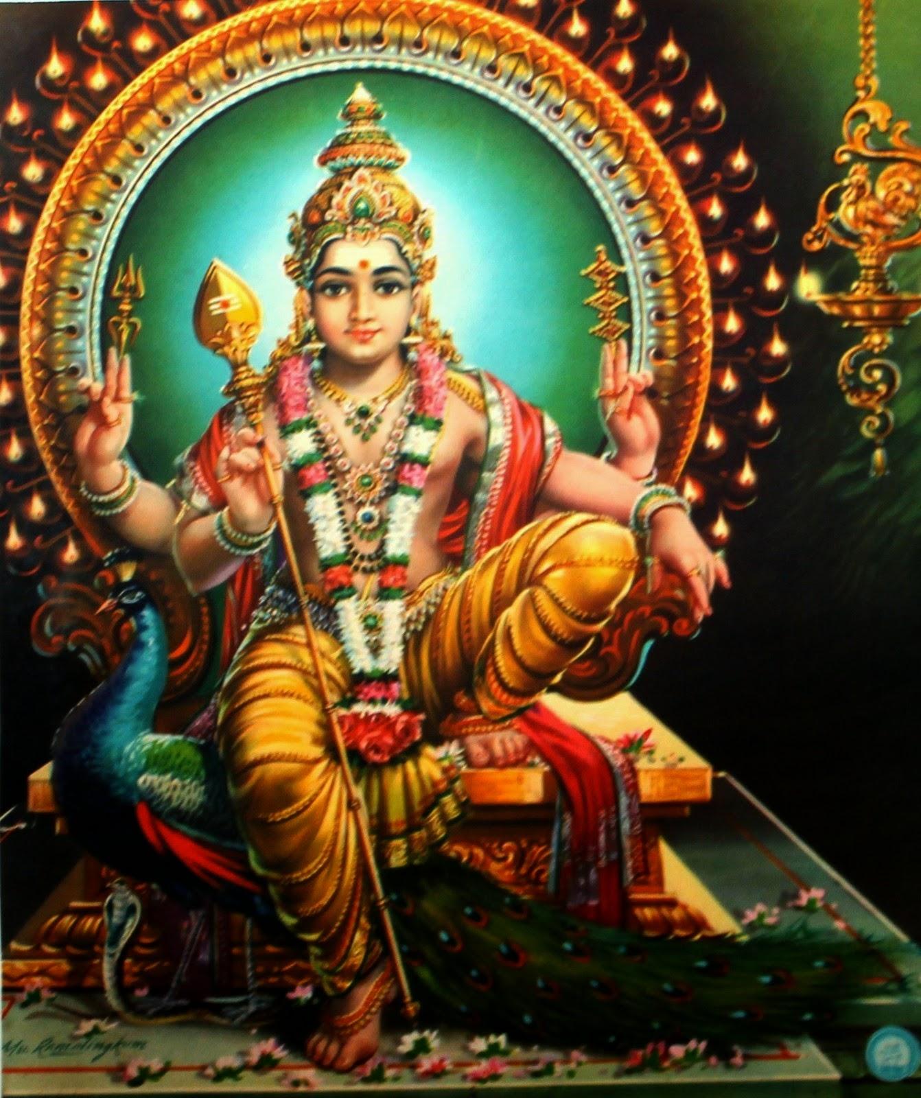 Shri Radhe Maa : God Skanda Quiz - Radhe Guru Maa