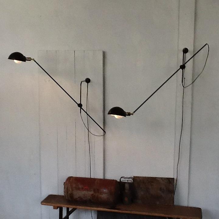 applique murale bras articul de81 jornalagora. Black Bedroom Furniture Sets. Home Design Ideas