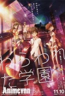 Nerawareta Gakuen Movie -  2013 Poster