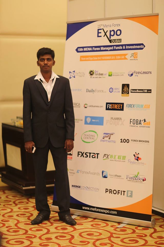MEENA FOREX EXPO 2015 IN DUBAI | Online Forex Trading in