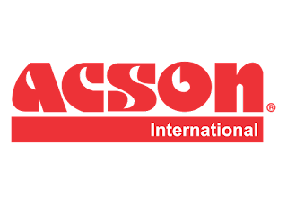 Acson international Logo Vector