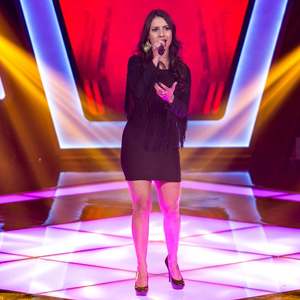Lariani Acevedo (The Voice Brasil)