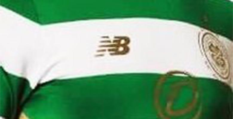 best service 44d23 6d425 FTH: New Balance Celtic 17-18 Home Kit Leaked