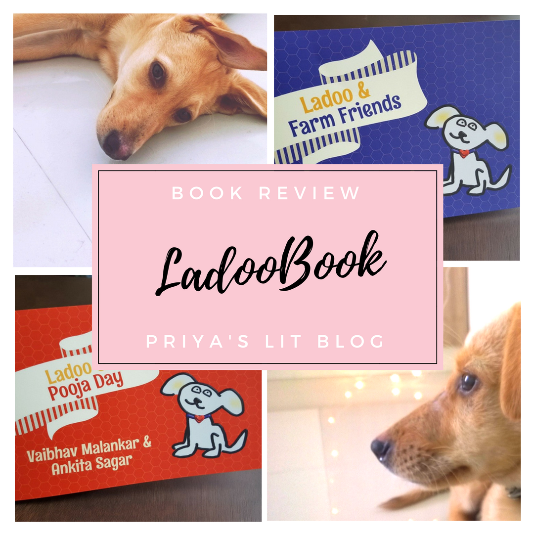 Priya's Lit Blog: LadooBook -Multicultural Children's Book Review