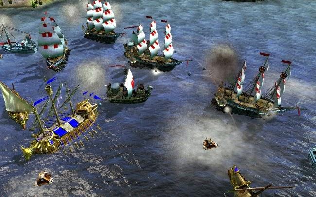 โหลดเกมคอม Empire Earth 3