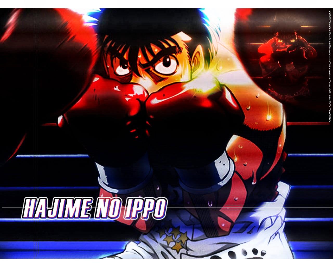 Hajime no ippo torrent