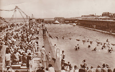 Open Air Bathing Pool