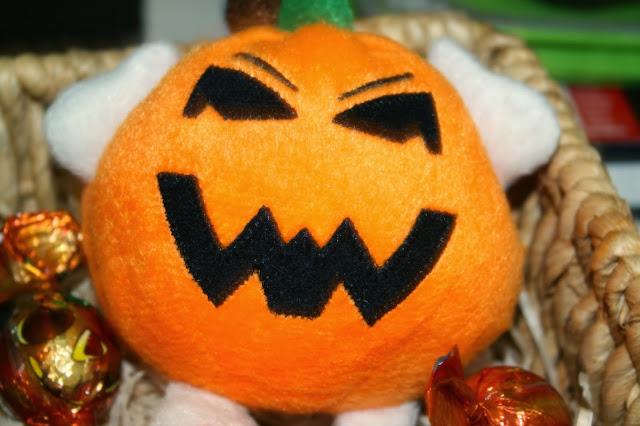 Pumpkin stuffed
