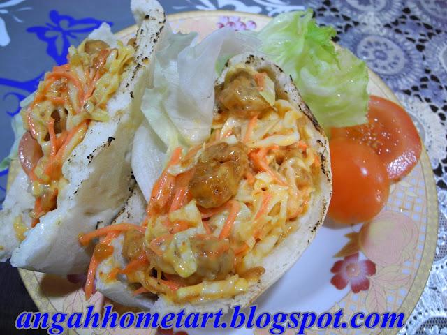 Resepi Roti Guna Microwave - Ungaran Kita