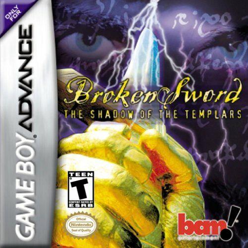 Broken Sword: La leyenda de los templarios - Español - Portada
