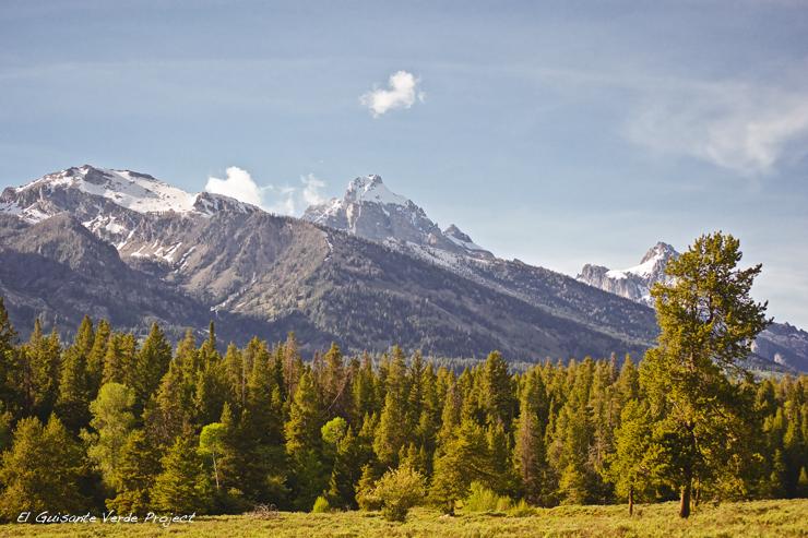Grand Teton Range, por El Guisante Verde Project