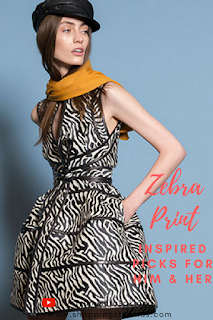 Shopping, Style and Us: India's Best Shopping and Self-Help Blog- Zebra Print _Dsquared_Dress