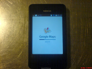 Nokia Asha Mobile Maps