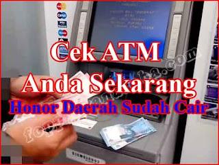 Cek ATM Anda Sekarang....