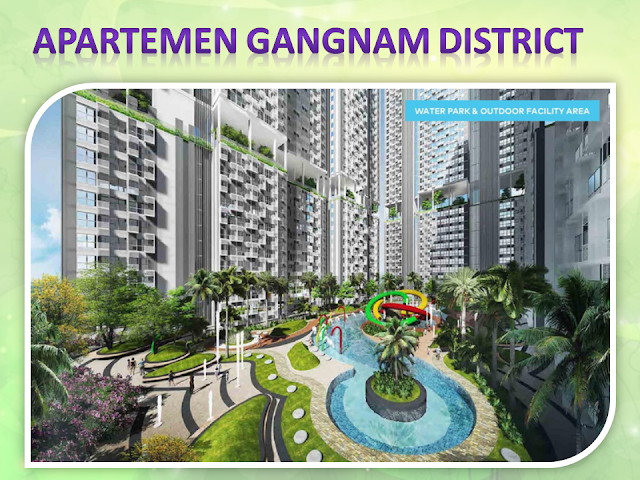 Apartemen Gangnam District