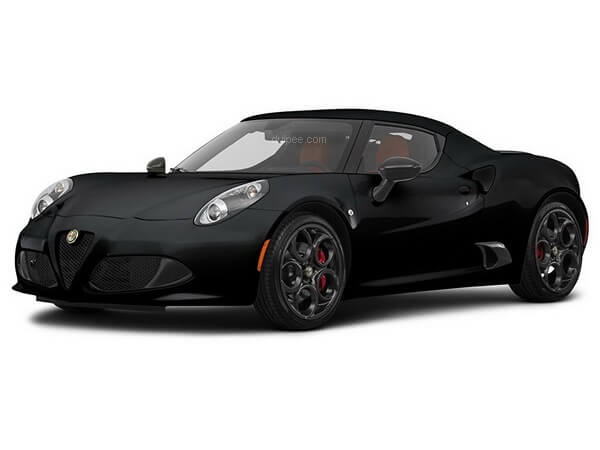 2017 Alfa Romeo 4C Prices, Reviews and Pictures