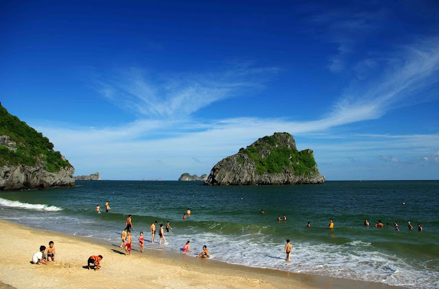 Cat Ba Island- Where Jungle Meets Blue Ocean