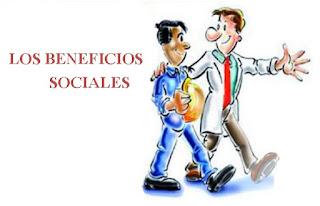 (2 DE 2) BENEFICIOS COMUNES PARA TODAS Y TODOS LOS TRABAJADORES =PARTE 2 DE 2