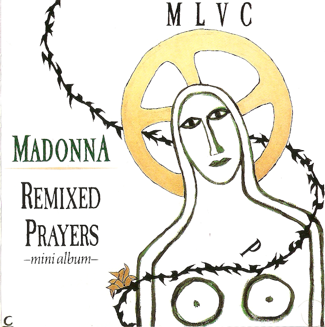 Image result for MADONNA REMIXED PRAYERS (MINI ALBUM)