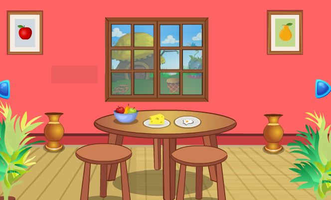 Blooming house escape escape games daily new escape for Minimalistic house escape 5 walkthrough