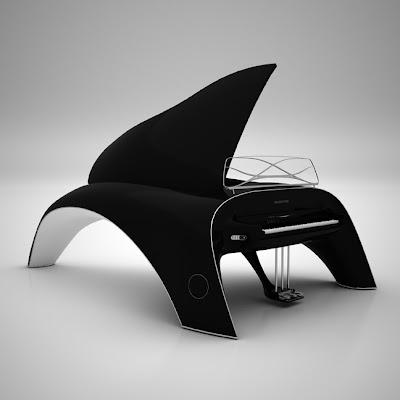 Хитовый рояль Whaletone от Robert Majkut