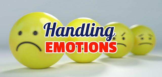 Better handling emotions while gambling.