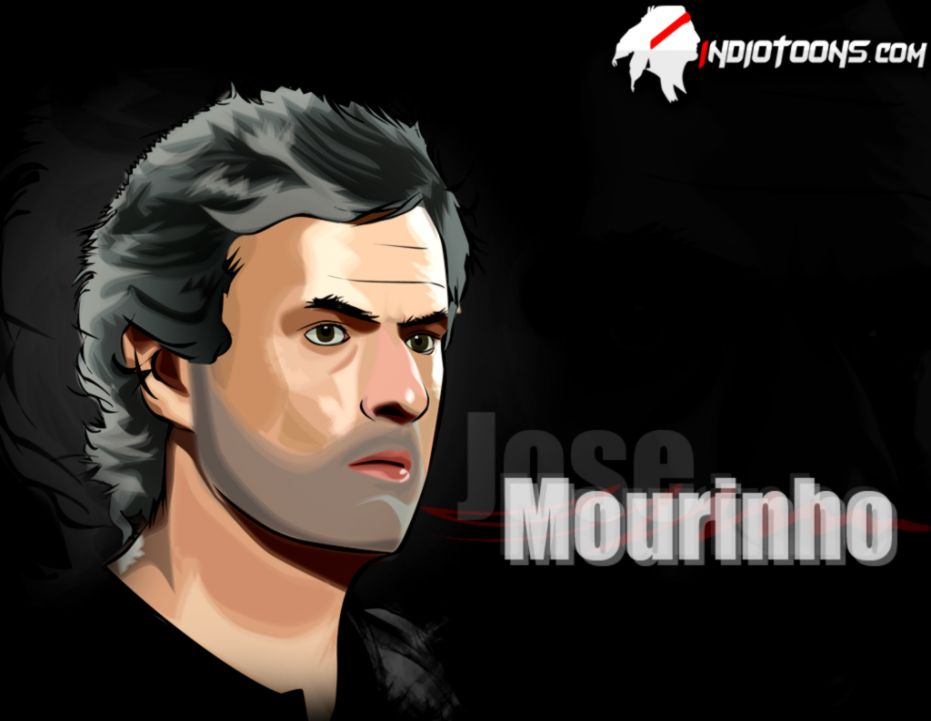 Insights Wallpaper Sports Wallpaper Jose Mourinho The Special One