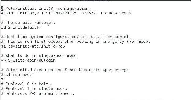 Definisi, serta urutan proses, Booting, pada Linux ...