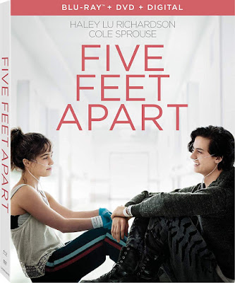 Five Feet Apart Blu Ray