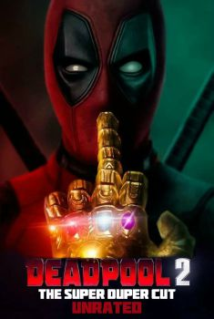 Deadpool 2 SEM CORTES Torrent – BluRay 720p/1080p Dual Áudio
