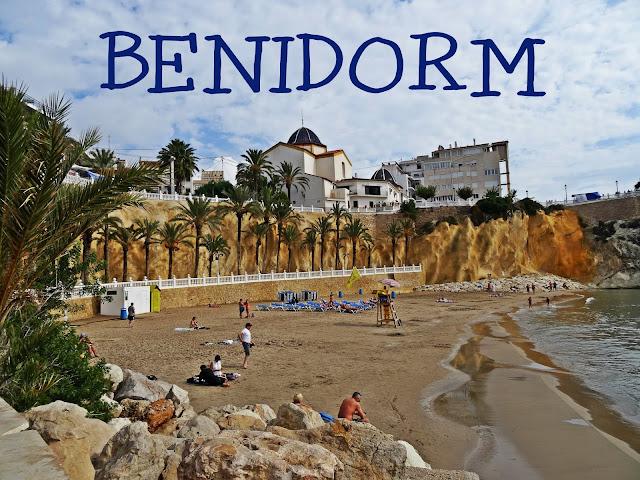 Benidorm to jeden z najsłynniejszych kurortów Hiszpanii