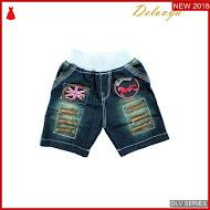 DLV54S28 Short Jeans Anak Rib Celana Pendek Balita Murah BMG