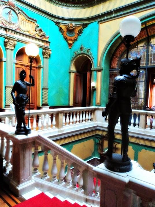 Museu Histórico, no Palácio Cruz e Souza, em Florianópolis