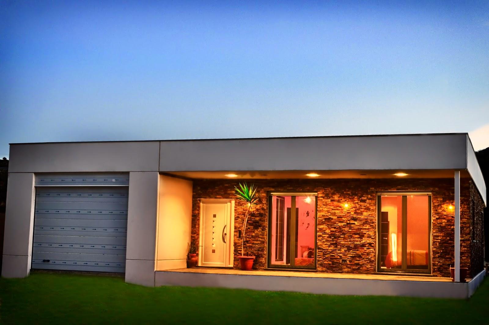 Casas de madera prefabricadas chalets prefabricados for Costo casa prefabricada