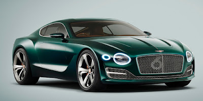 2017 Bentley Continental GT Speed Free HD Wallpapers